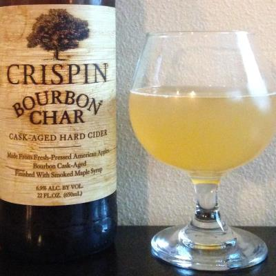 picture of Crispin Cider Company Bourbon Char submitted by cidersays