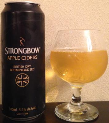 picture of Strongbow Hard Ciders British Dry submitted by cidersays