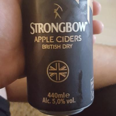 picture of Strongbow Hard Ciders British dry 5.0% submitted by Mekkern