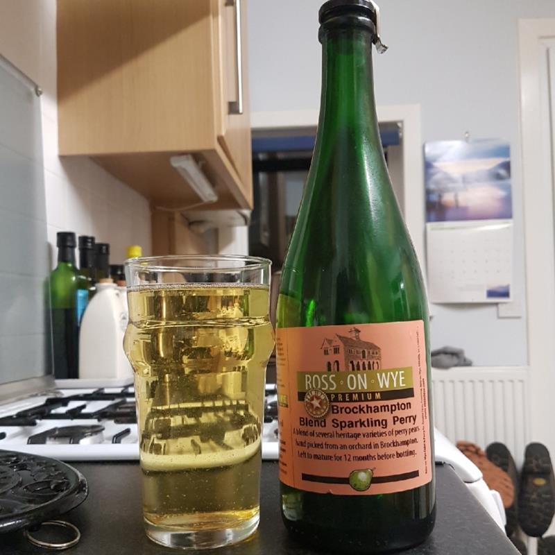 picture of Ross-on-Wye Cider & Perry Co Brockhampton Blend Perry submitted by BushWalker