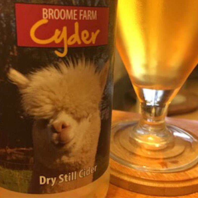 picture of Ross-on-Wye Cider & Perry Co Broome Farm Cyder submitted by Judge