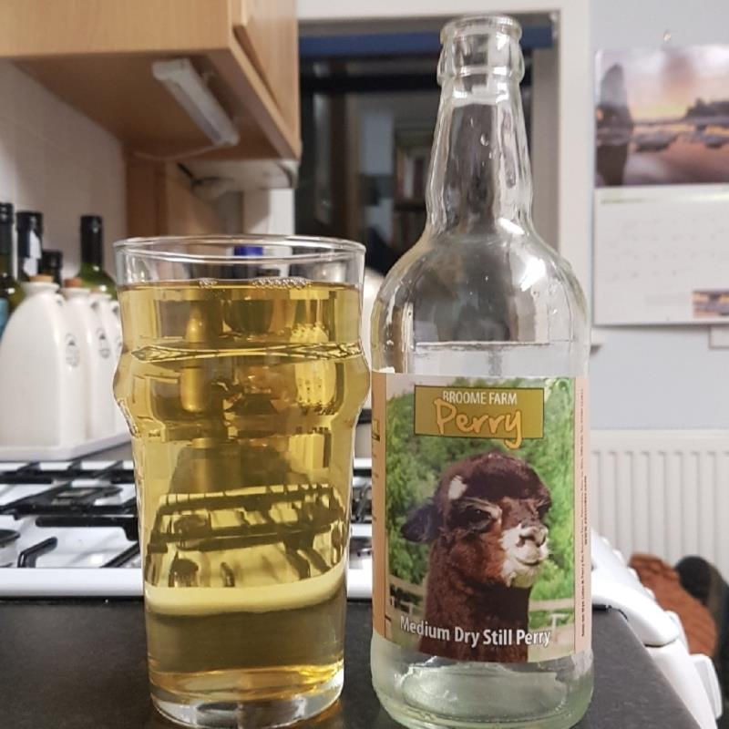 picture of Ross-on-Wye Cider & Perry Co Broome Farm Perry submitted by BushWalker