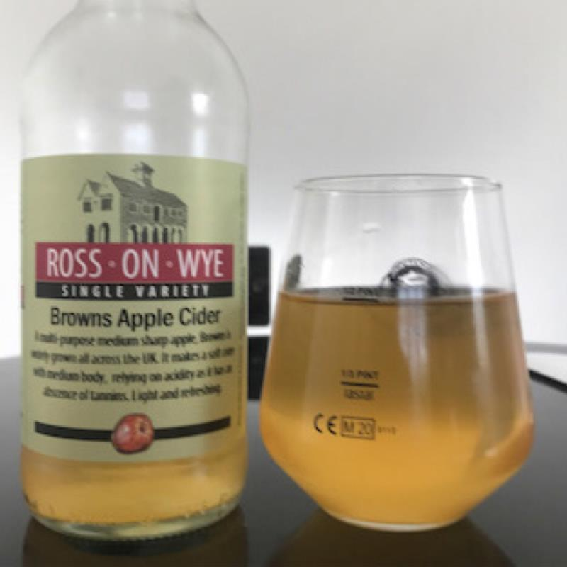 picture of Ross-on-Wye Cider & Perry Co Browns Apple Cider submitted by Judge