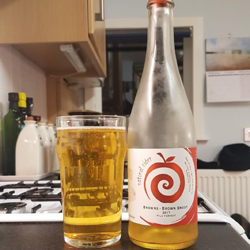 picture of Ross-on-Wye Cider & Perry Co Browns/Brown Snout Wild Ferment 2017 submitted by BushWalker