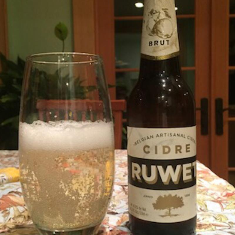 picture of Cidre Ruwet Brut submitted by david