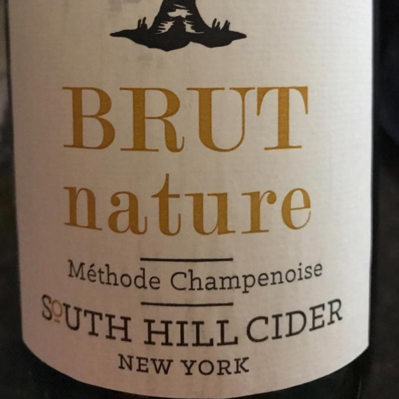 picture of South Hill Cider Brut Nature submitted by KariB