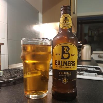 picture of Bulmer's Cider Bulmer's Original submitted by BushWalker