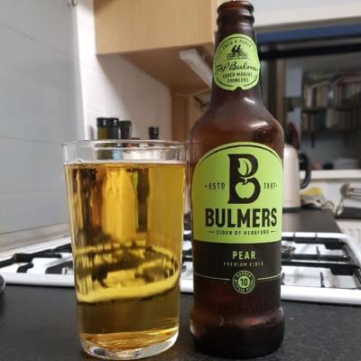 picture of Bulmer's Cider Bulmer's Pear Premium Cider submitted by BushWalker