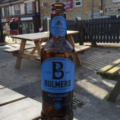 picture of Bulmer's Cider Bulmers Wild Blueberry & Lime submitted by JamieSeal