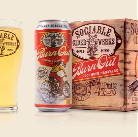 picture of Sociable Cider Werks Burnout submitted by Dtheduck