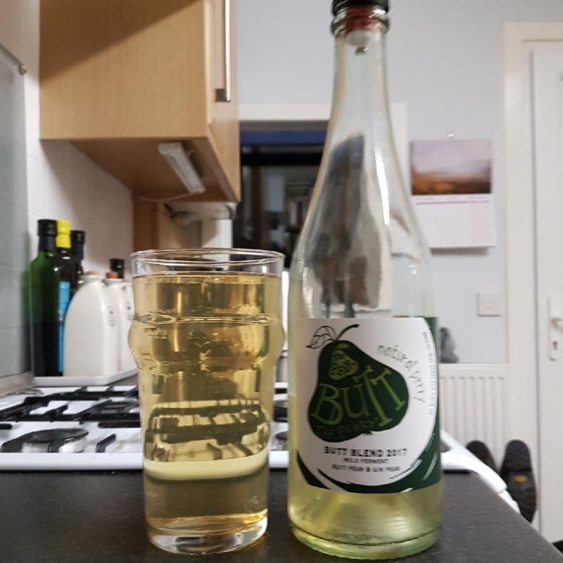 picture of Ross-on-Wye Cider & Perry Co Butt Blend 2017 submitted by BushWalker