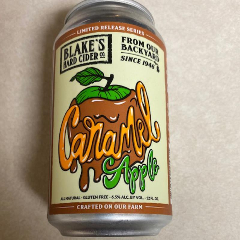 picture of Blake's Hard Cider Co. Caramel Apple submitted by SimonSays