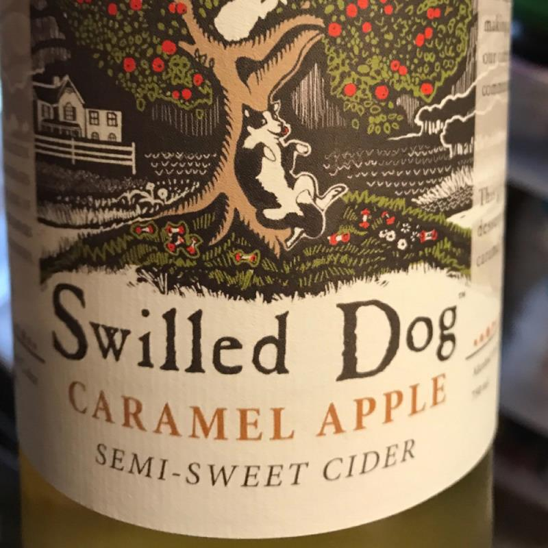 picture of Swilled Dog Caramel Apple submitted by KariB