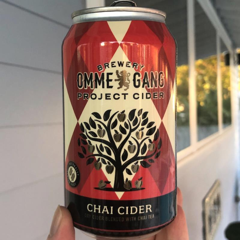 picture of Ommegang Brewery Chai submitted by Cideristas