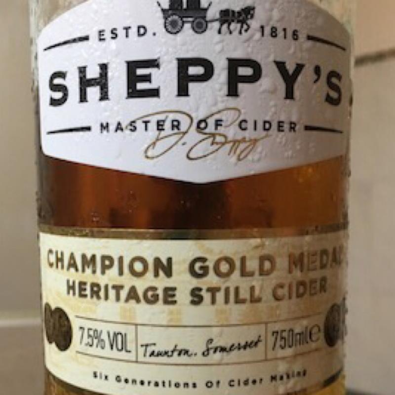 picture of Sheppy's Champion Gold Medal submitted by Judge