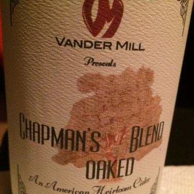 picture of Vander Mill Chapman's Blend Oaked submitted by GreggOgorzelec
