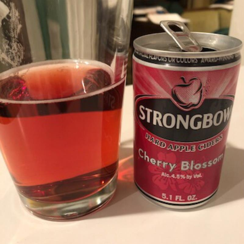 picture of Strongbow Hard Ciders Cherry Blossom submitted by david