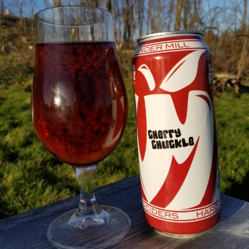 picture of Vander Mill Cherry Chuckle submitted by CiderTable