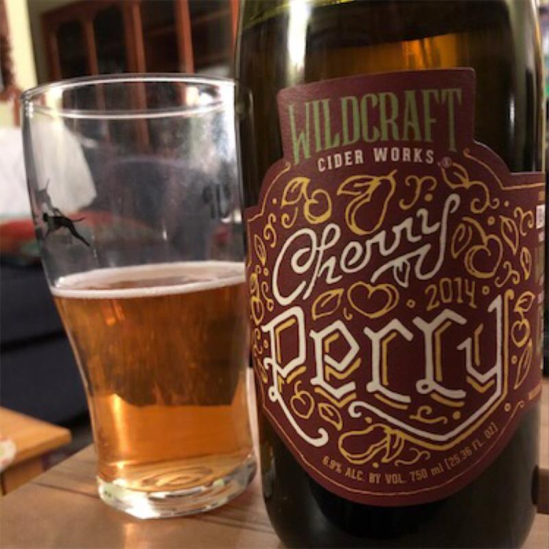 picture of Wildcraft Cider Works Cherry Perry submitted by david