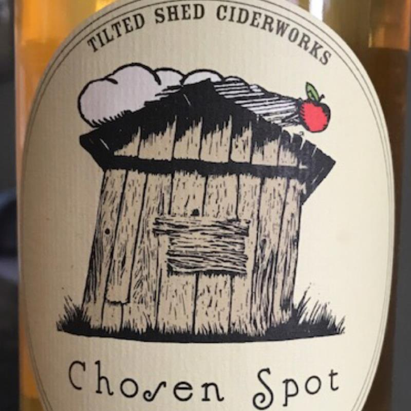 picture of Tilted Shed Ciderworks Chosen Spot submitted by Karibourgeois