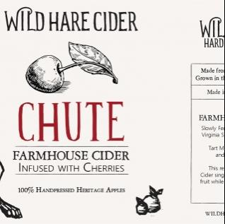 picture of Wild Hare Hard Cider Chute submitted by KariB