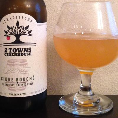 picture of 2 Towns Ciderhouse Cider Bouche submitted by cidersays