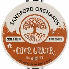 picture of Sandford Orchards Cider Ginger submitted by pubgypsy