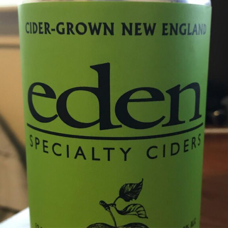 picture of Eden Cider Cider-Grown New England submitted by KariB