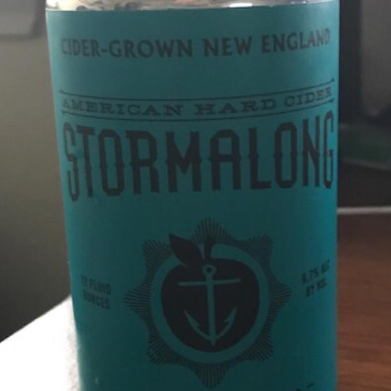 picture of Stormalong Cider-Grown New England submitted by KariB
