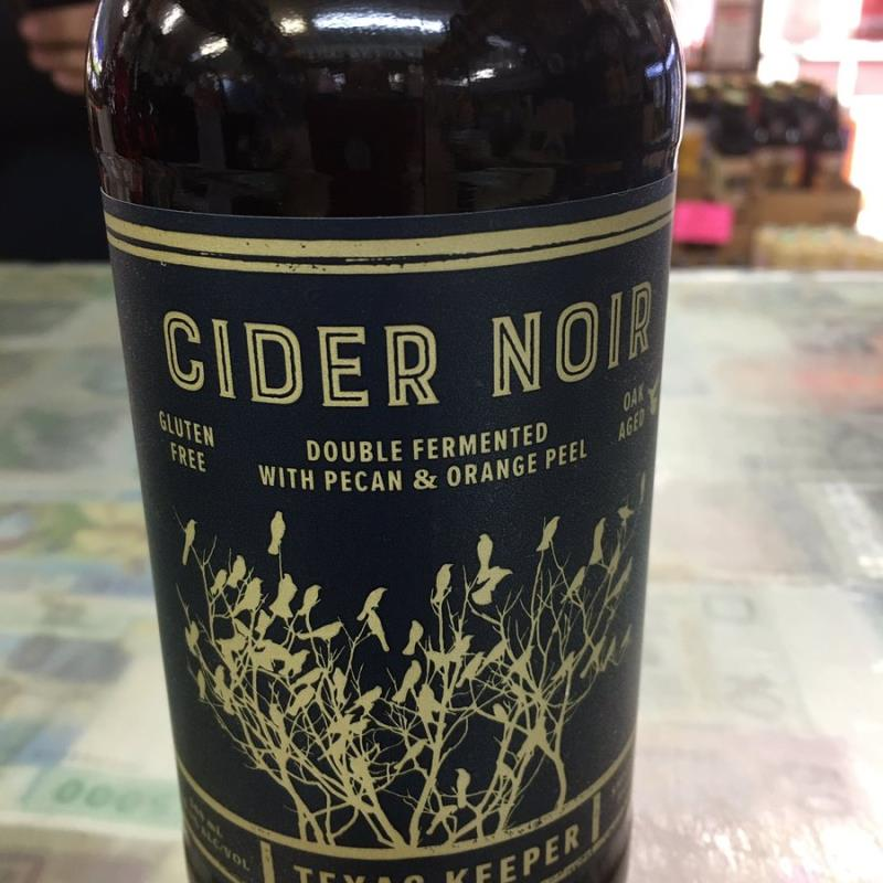 picture of Texas Keeper Cider Cider Noir submitted by KariB