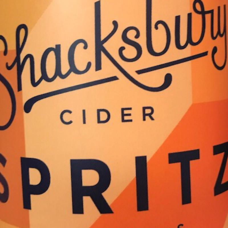 picture of Shacksbury Cider Spritz - Citrus submitted by KariB