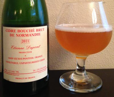 picture of Dupont Cidre Bouche submitted by cidersays