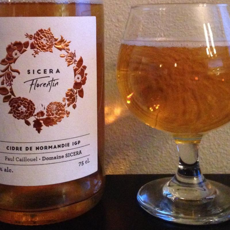 picture of Sicera Florentin Cidre de Normandie IGP submitted by cidersays