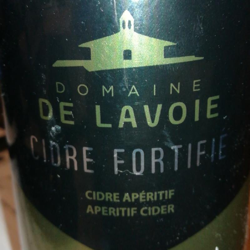picture of Domaine de Lavoie Cidre Fortifié submitted by NathanKendall