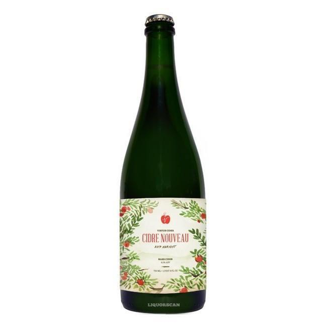 picture of Virtue Cider Cidre Nouveau submitted by KariB