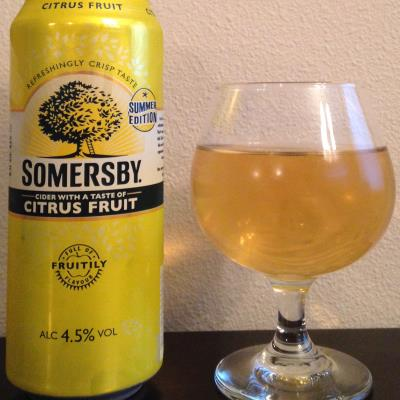 picture of Somersby Citrus submitted by cidersays