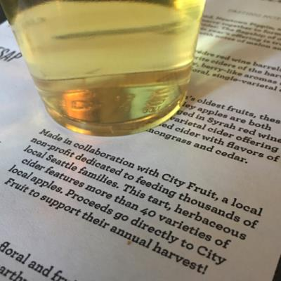 picture of Seattle Cider City Fruit 2016 submitted by kiyose