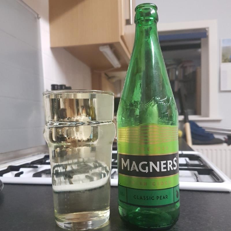 picture of Magners Cider Classic Pear submitted by BushWalker