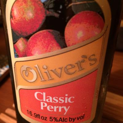 picture of Oliver's Cider and Perry Classic Perry submitted by GreggOgorzelec