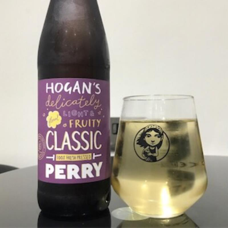 picture of Hogan's Cider Classic Perry submitted by Judge