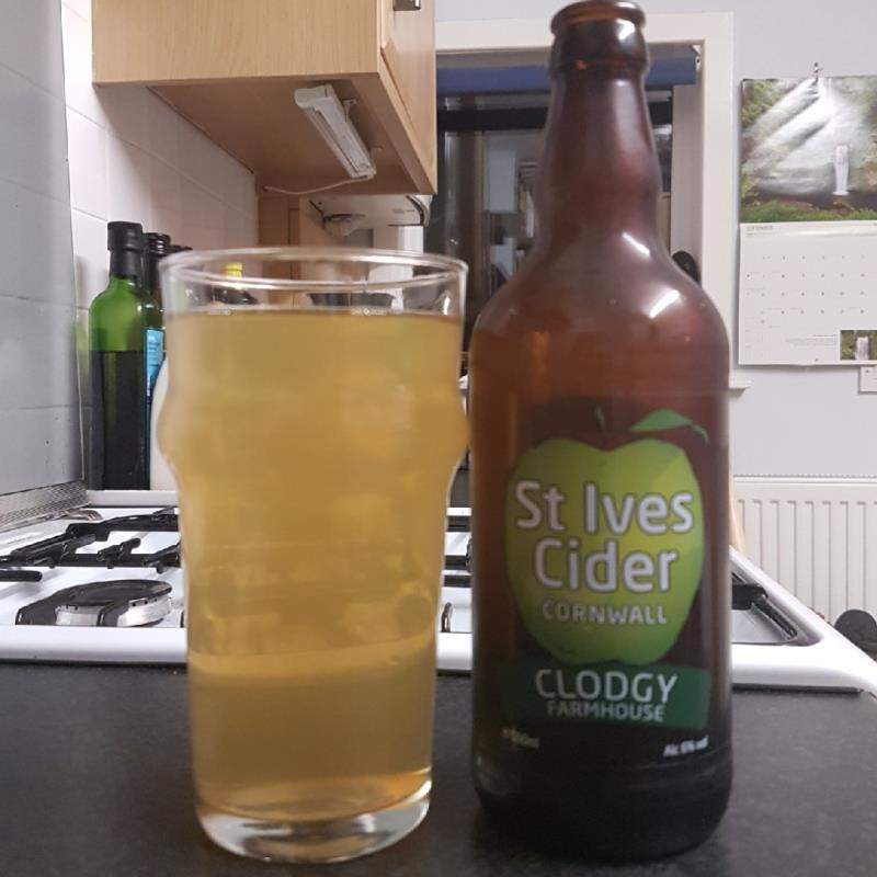 picture of St Ives Cider Clodgy Farmhouse submitted by BushWalker