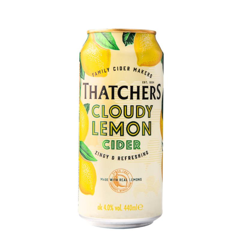 picture of Thatchers Cider Company Cloudy lemon submitted by SamBennett