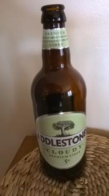 picture of Addlestones Cloudy Premium Cider submitted by Slainte
