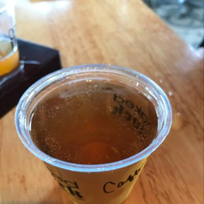 picture of Naked Flock Hard Cider Coffee submitted by noses
