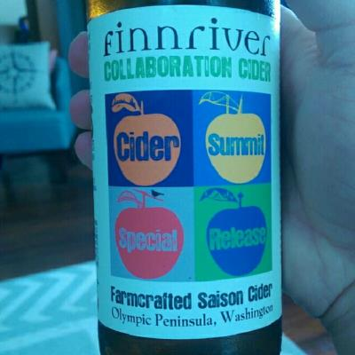 picture of Finnriver Cidery Collaboration Cider submitted by ShawnFrank