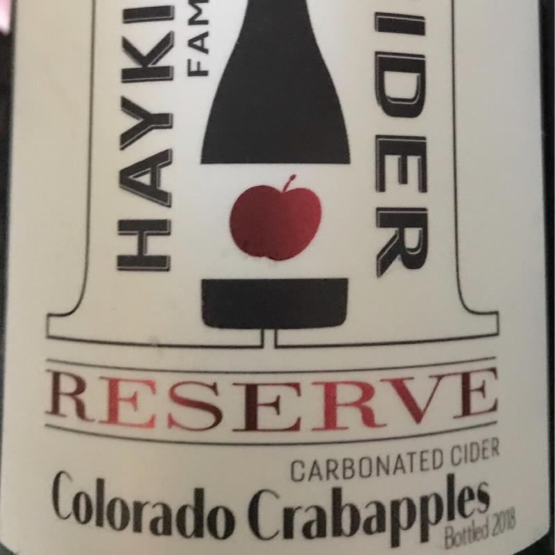picture of Haykin Family Cider Colorado Crabapples submitted by KariB
