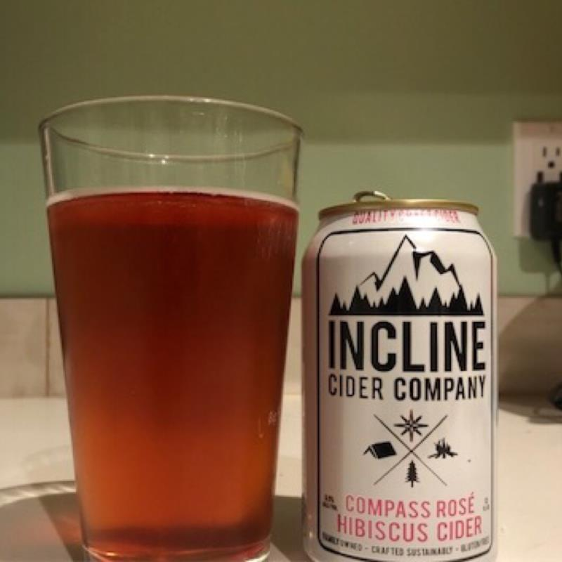 picture of Incline Cider Company Compass Rose submitted by david