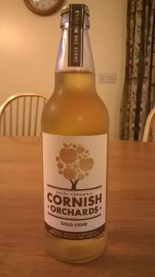 picture of Cornish Orchards Cornish Gold Cider submitted by Slainte