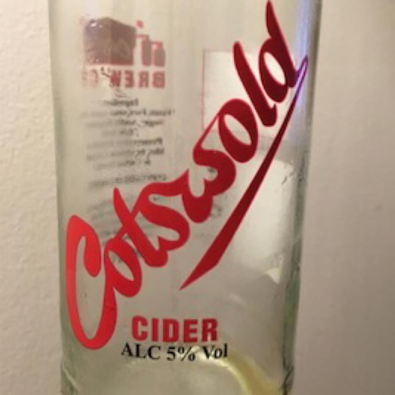picture of The Cotswold Cider Co Cotswold Cider submitted by Judge