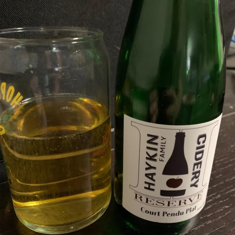 picture of Haykin Family Cider Court Pendu Plat submitted by KariB